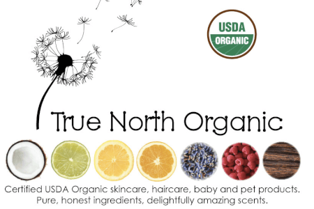 Beauty Product Giveaway: True North Organic