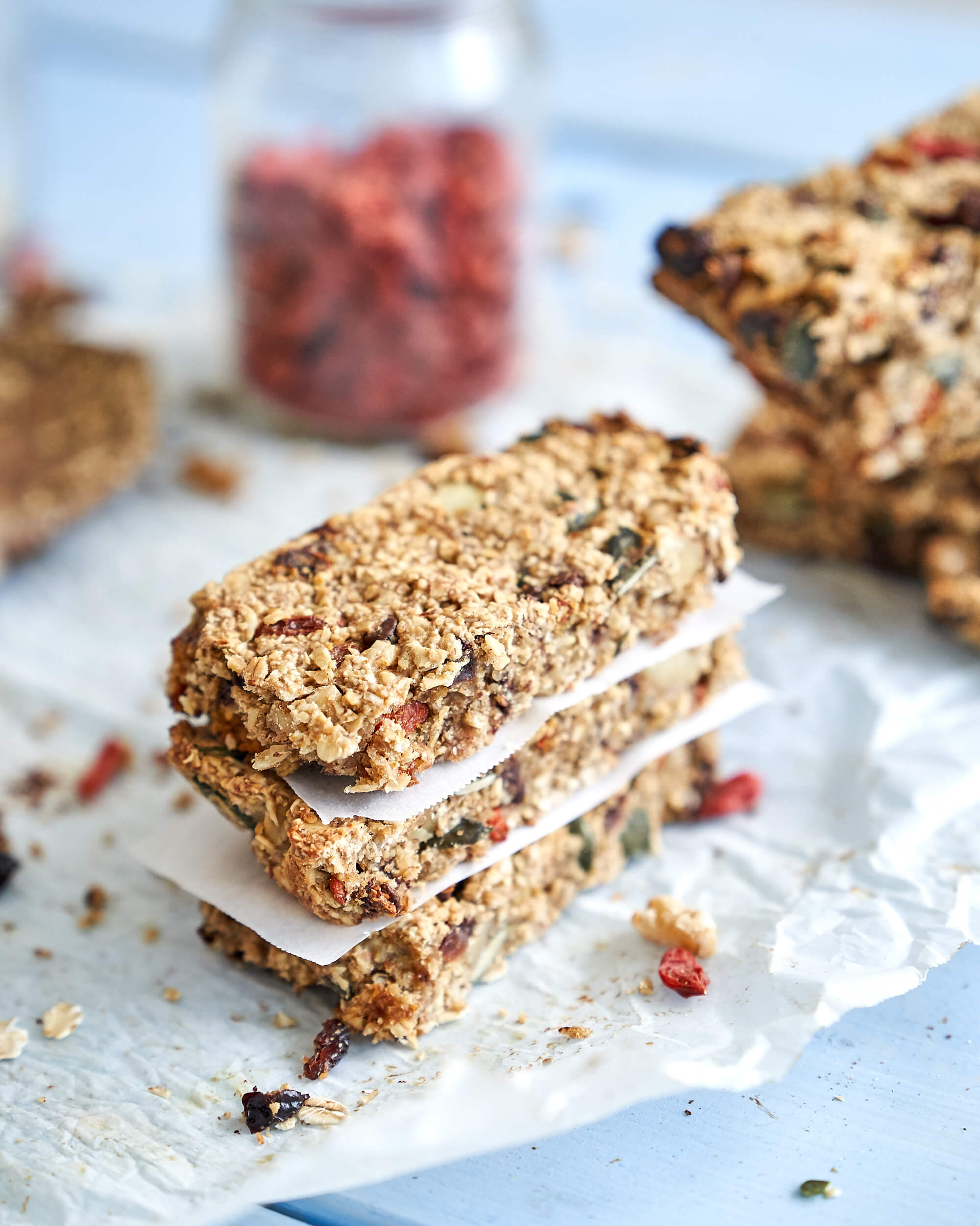 Superfood Granola Bars