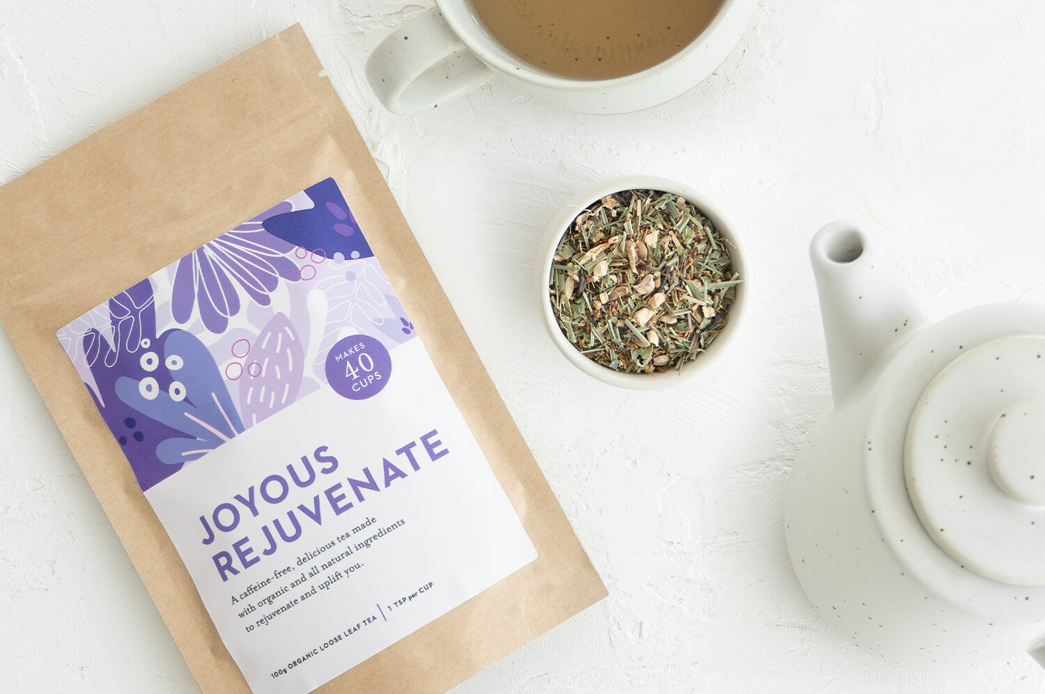 Joyous Rejuvenate Tea