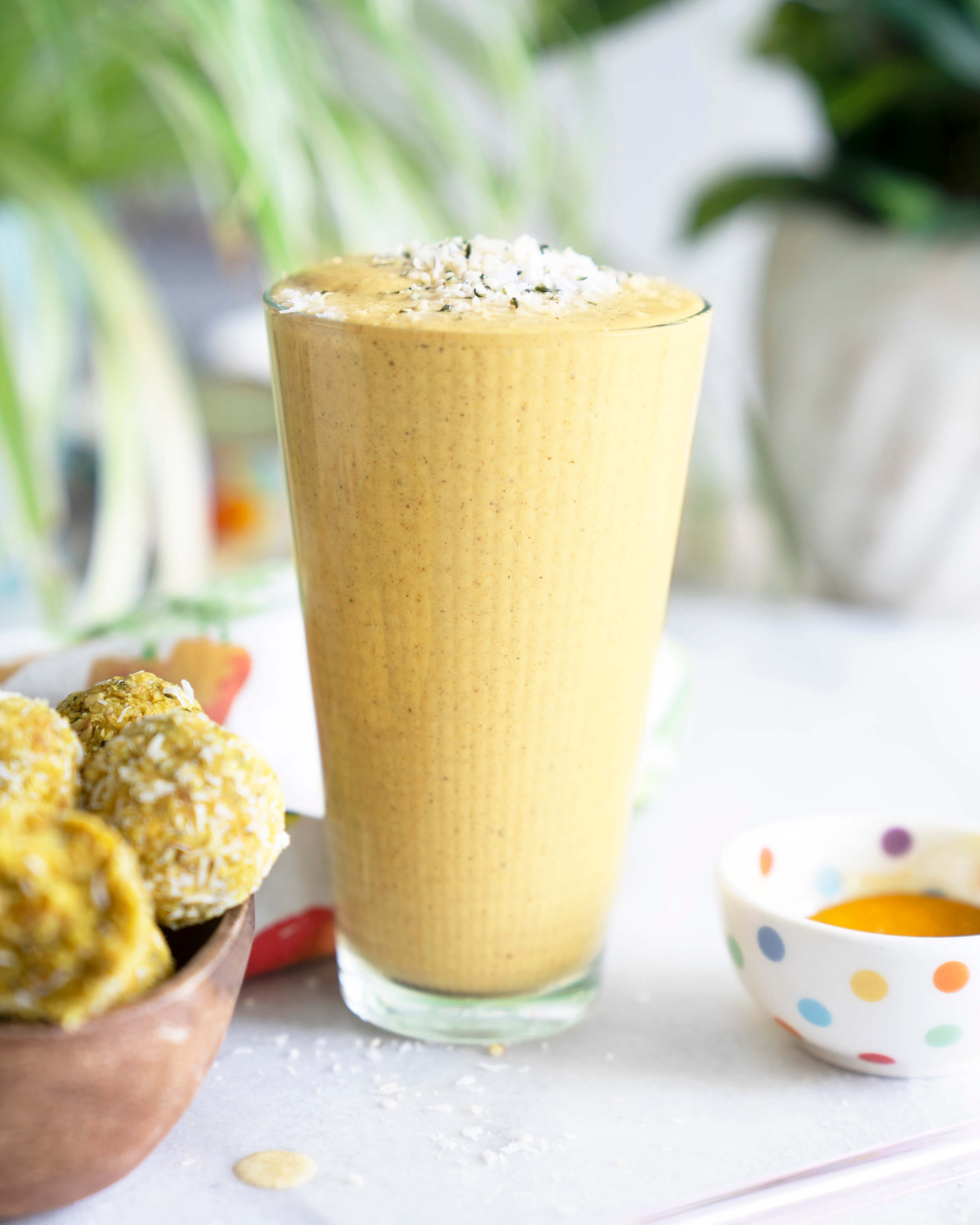 Turmeric Golden Smoothie