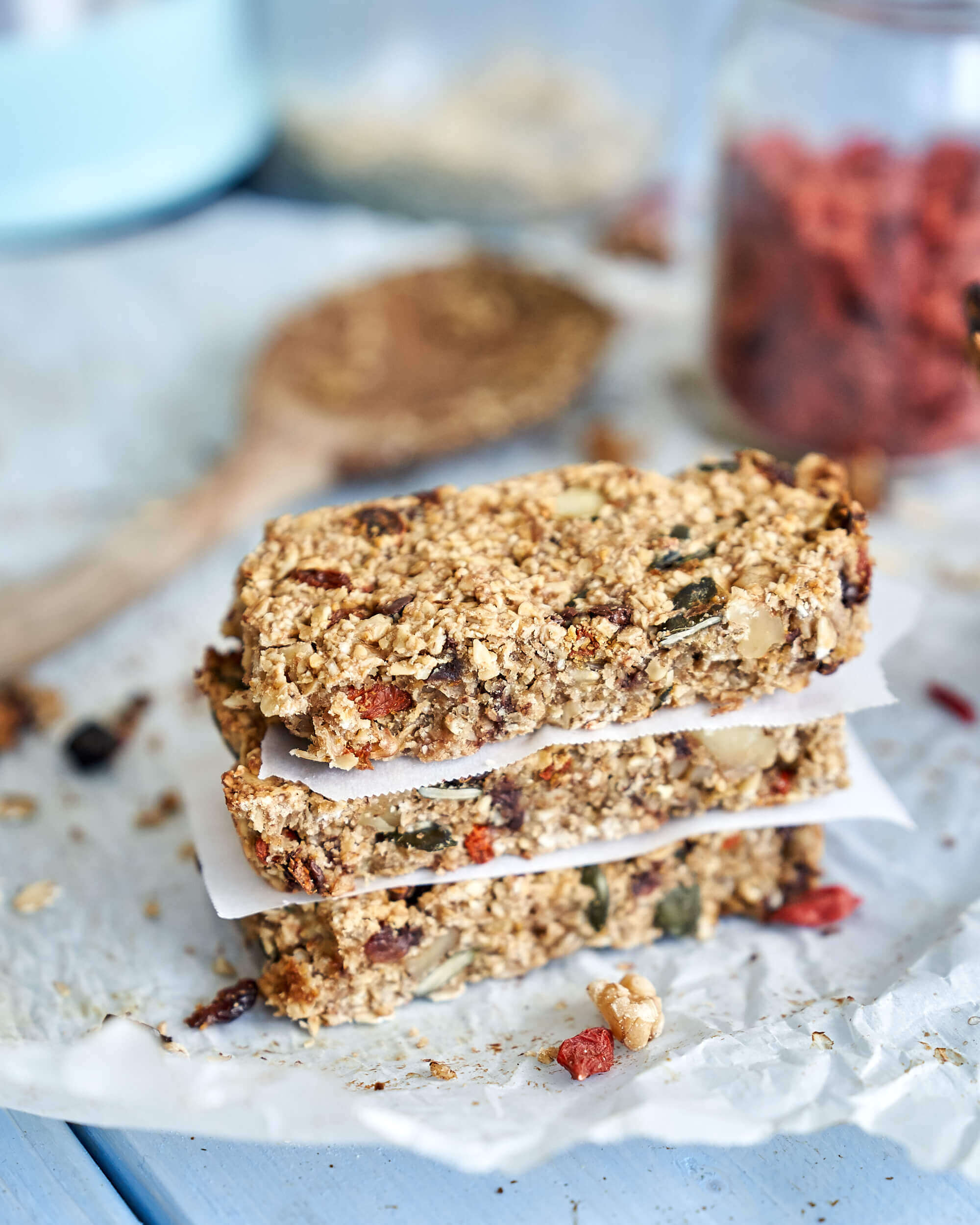Everyday Superfood Bars